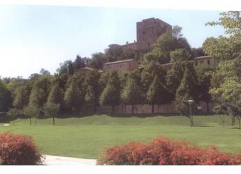 Santarcangelo d/R. Via Emilia: via ai lavori per l'attraversamento pedonale all'altezza di via Montevecchi.