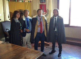 Emilia Riomagna. Bertinoro: celebrato il primo mezzo secolo di vita del Tribunato di Romagna.