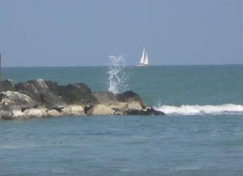 Emilia Romagna. Si protegge la costa. Potenziate le difese in località diverse della Riviera.