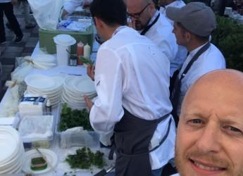 Emilia Romagna.La cozza biologica di Cervia ha invaso Taormina. Questa volta per una nobile causa.