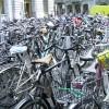Forlì. Incurie ed ambiente. Riqualificata la tettoia di ricovero delle bici in zona Stazione ferroviaria.