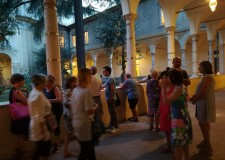 Ravenna. Oltre mille persone in fila per la Classense di notte. Plauso del sindaco De Pascale