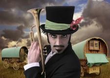 Massa Lombarda. Al RiotFest, centro storico, giovedì 6, la musica gitana di Eusebio Martinelli.