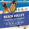 Marina di Ravenna. Grande beach volley. Assegnerà punti validi per il ranking mondiale FIVB.