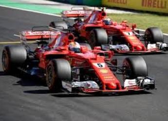 Non solo sport. Auto F1: i magnifici ragazzi della 'rossa'. Fede, la Divina; Gabri e Greg, gli Amici d'oro.