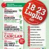 Gambettola. Festa democratica de l'Unità/Gambettola e Longiano.Al parco Fellini di Gambettola ( 18/23).