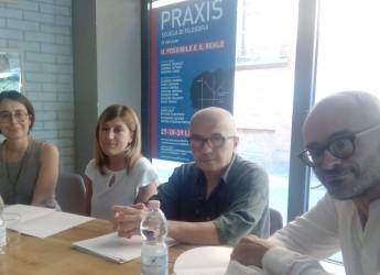 Torna a Forlì la Scuola di filosofia 'Praxis'. IV edizione, dedicata al tema  'Il possibile e il reale'.