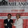 Sgarbi presenta 'Biennale Milano', l'11 ottobre, con Alberoni, Ricciarelli, Sallusti, Liguori e molti altri.