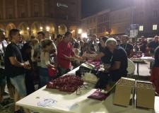 Santarcangelo d/R. Calici di stelle 2017:  numeri da record 'grazie' al buon vino di Romagna.