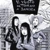 Reggio Emilia. Shockdom edita ' Il vuoto intorno a Sandra'. La 'grafic novel' di Fabio Valentini.