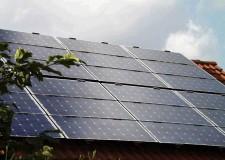 Ravenna. Progetto per pannelli solari nello spogliatoio del centro sportivo 'San Romualdo'.