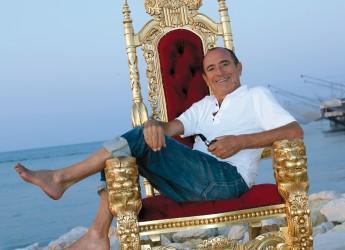 Santarcangelo d/R. Tutto pronto per la grande festa per gli ottanta anni di Raoul Casadei, re del liscio.