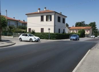 Santarcangelo d/R. Mutuo di 120.000 euro per  la rotatoria fra le vie Tomba e Trasversale Marecchia.