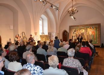 Ravenna. Copie dei mosaici antichi in Polonia fino al 1°ottobre. Iniziativa per il mercato turistico polacco.