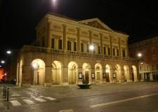Cesena. Un teatro senza mura. Da ottobre 2017 a maggio 2018 sono in programma 34 titoli.