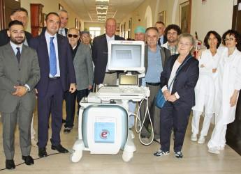 Lugo. Consegnato un nuovo ecografo all'Ospedale cittadino. Donato dall'associazione Pro-chirurgia.
