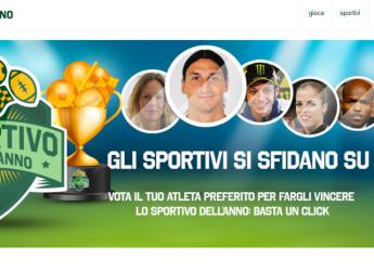 Roma. Torna lo 'Sportivo dell'anno'. Sono partite le sfide per decretare il migliore atleta 2017.
