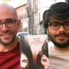 Imola. Tersite Rossi ha presentato il suo ultimo romanzo- inchiesta 'I signori della cenere'.