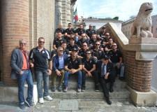 Rimini Baseball campione d'Italia, staff e squadra ricevuti in Comune. E ora la Coppa dei campioni.