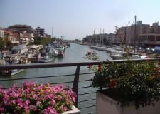 Bellaria Igea Marina. Si va a riqualificare il porto. La 'prima pietra' sulla sponda Igea Marina.