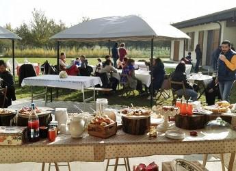 Bagnara di Romagna. Nuova colazione con lo zafferano. Prossimo incontro: domenica 15 ottobre.