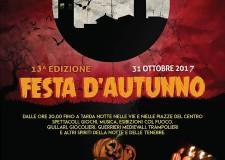San Mauro Pascoli. Va la Festa d'autunno: tra mangiafuoco, saltimbanchi, musicisti e danzatori.