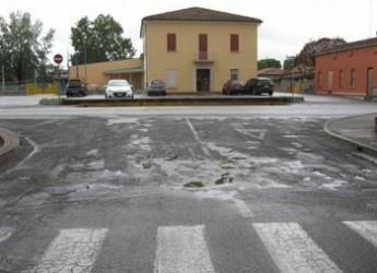 Lugo. Manutenzione stradale nelle frazioni. Per un totale di circa 500 mila euro nell'anno 2017.