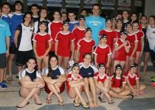 Forlì. Nuoto: aperta la stagione agonistica 2017-18, con il GS Nuoto al 6° trofeo Riccione.