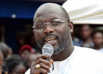 Cesenatico. Vigilerà la Securitaly sulla sicurezza di Weah, (probabile) presidente della Liberia.