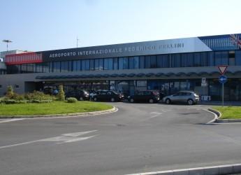 Rimini. Aeroporto 'Fellini': ottobre, oltre 19,5 mila passeggeri. Fatturato mensile ca 600 mila euro .
