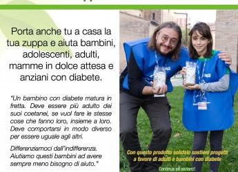 Roberto Mercadini e Diabete Romagna Onlus insieme per la Giornata mondiale del diabete 2017.