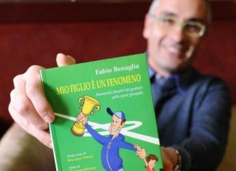 Lugo. Antunno letterario chiude  con Fabio Benaglia e gli ' Amorevoli disastri dei genitori nello sport'.