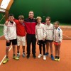 Emilia Romagna. La giovanile regionale di tennis battuta in finale dalla Slovenia nell'Euroregions Cup.