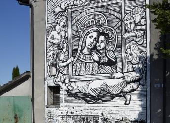 Barbiano. 'Dal museo al paesaggio': raccontare  la storia del territorio attraverso i murales.