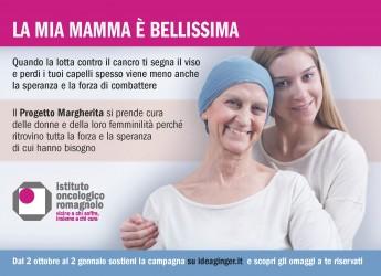Imola. Parte il progetto 'Margherita'. Un servizio gratuito dedicato alle pazienti in chemioterapia.