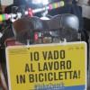 Rimini. Comune ciclabile 2018: la consegna della bandiera gialla e l'avvio della ciclovia adriatica.
