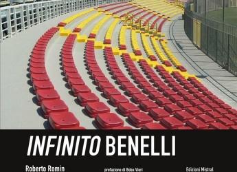 Ravenna. 'Infinito Benelli', un libro con tanti ricordi ed emozioni. Ma anche di architettura e di sport.