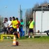 Lugo. La Regione premia il 'Cefal United'. Composto da ragazzi richiedenti asilo e ospiti di Cefal.