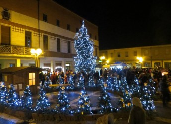Bassa Romagna. Alfonsine festeggia il Natale. Con il concerto, una camminata e la fiaccolata per la Pace.