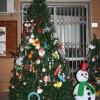 Barbiano. Festa dell'albero di Natale ( 13 dicembre), con i piccoli della scuola primaria.