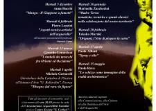 Faenza. Acquerellisti faentini al via con il calendario delle Serate artistiche e di cultura artistica.
