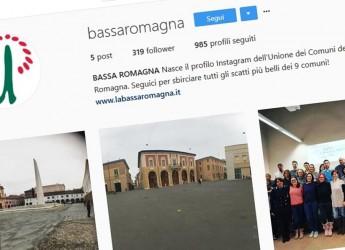 Bassa Romagna. La 'Bassa' sbarca su Istagramam. Un contest fotografico con gli scatti del territorio.