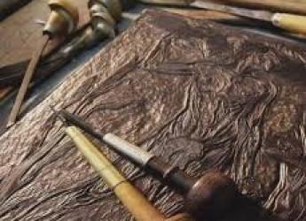 Cesena. Alla scoperta della xilografia con il laboratorio gratuito 'Dentro l'immagine' ( dai 12 anni in su).