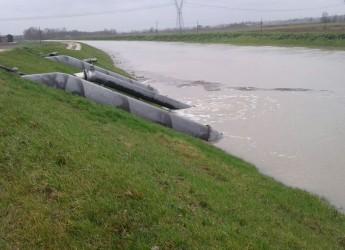 Romagna occidentale. Emergenza idraulica in atto. Il Consorzio di bonifica impegnato sul campo.