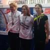Cesena. Quattro titoli italiani per le cesenati ai Campionati assoluti Master atletica leggera di Ancona.