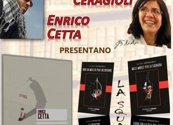 Ravenna. Sabato 3 marzo, doppia presentazione a Liberamente. Con Enrico Cetta ed Elide Ceragioli.
