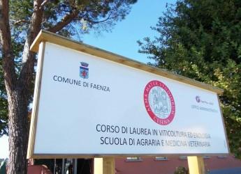 Faenza. Polo di Tebano, 22 nuovi laureati in Viticoltura ed Enologia. Il 23 marzo la proclamazione.