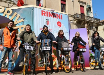Rimini. Free-floating: prende avvio la nuova generazione di bike sharing. Con il computer on-board.