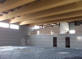 Rimini. Stadio Romeo Neri: ultimata la manutenzione distinti, la Casa del volley alle battute finali.