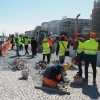 Rimini. PSBO: a piazzale Kennedy si procede senza sosta. Completato oltre il 63% dei lavori in programma.